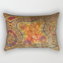 Oily Julia Rectangular Pillow