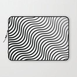Whiskers - Black #399 Laptop Sleeve