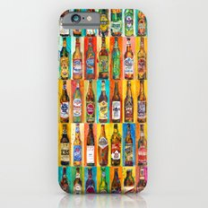 100 Bottles of Beer Poster - Perfert for College Dorms, Bar Decor, Man Cave Slim Case iPhone 6s