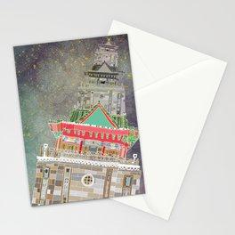 Chukuang house Stationery Cards