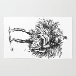 Dance Macabre Rug