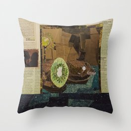 Kiwi Detectives Throw Pillow