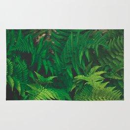 Leaf jungle Rug