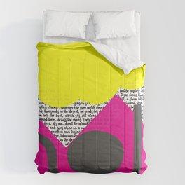 Noli Timere Comforters