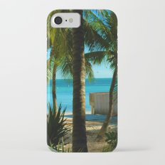 The Smallest Beach in Key West Slim Case iPhone 7