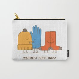 warmest greetings! Carry-All Pouch