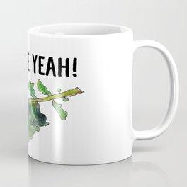 Kale Yeah! Coffee Mug
