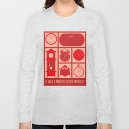 The Curious Incident of the Dog in the Night-time Long Sleeve T-shirt