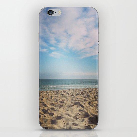 WINTER SEA II iPhone & iPod Skin