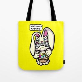 Beaster Bunny Tote Bag
