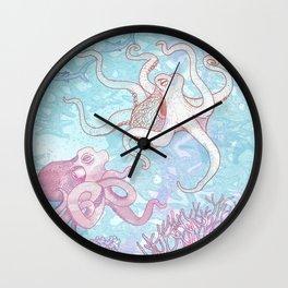 salvemos los océanos Wall Clock