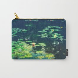 Lily Pond II Carry-All Pouch