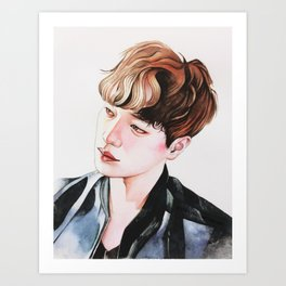 Inho Art Print
