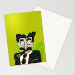 Groucho Marx Stationery Cards