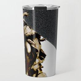 SILKINESS  -   V.white Travel Mug