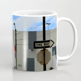 Right Off Target Coffee Mug