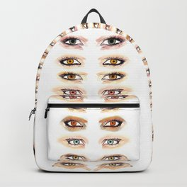 Vampire Eyes Backpack