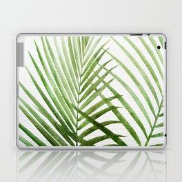 Fresh Palm Fronds Laptop & iPad Skin