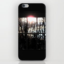 Shadows and Tall Trees iPhone Skin