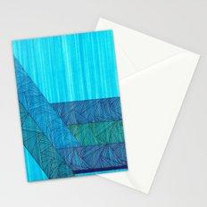 Sky Blue Stationery Cards