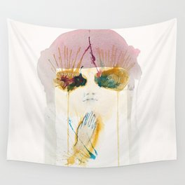 Tunnel Vision Pt.2 Wall Tapestry