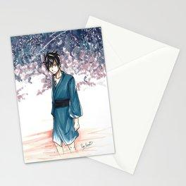 Gray Fullbuster Tanabata Stationery Cards