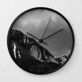 Mammoth Lakes 5 Wall Clock