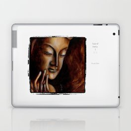 Face of Mercy No. One Laptop & iPad Skin