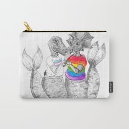 PRIDE#mermasaur Carry-All Pouch