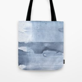 Light steel blue abstract Tote Bag