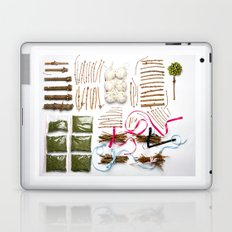 Packed Christmas Laptop & iPad Skin