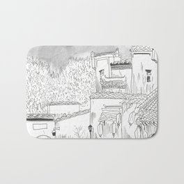 Houses Bath Mat