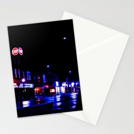 Nightman Stationery Cards