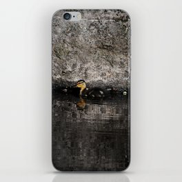 The little anatinae iPhone Skin