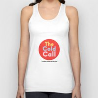 logo Tank Tops featuring Logo by coldcallfilm