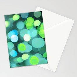 Cyan Light Stationery Cards