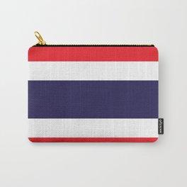 flag of thailand 2 -thailand,Siam,thai,siamese,bangkok. Carry-All Pouch