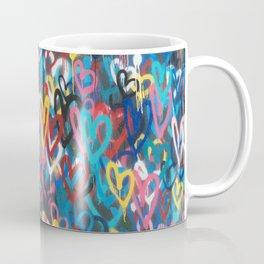 Love Wall Graffiti Street Art Coffee Mug