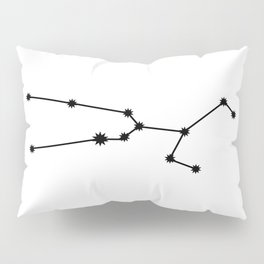 Taurus Astrology Star Sign Minimal Pillow Sham