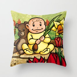 Pretty Huh Throw Pillow