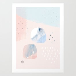 01 6 tranquil Art Print
