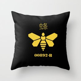 00892-B Throw Pillow