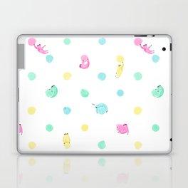 Sloth Dot Laptop & iPad Skin