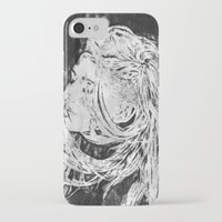 ellie goulding iPhone & iPod Cases featuring Ellie by Misha Libertee