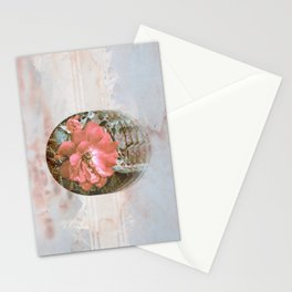 Here Comes the Rain Again Stationery Cards