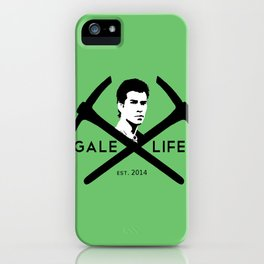 Gale Life iPhone Case