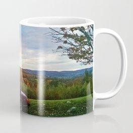 Little Car Big Sun Coffee Mug