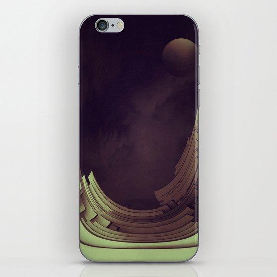 PLATES II iPhone & iPod Skin