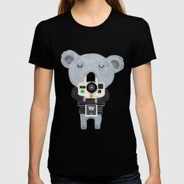 koala cam T-shirt