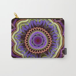 Modern abstract fantasy flower Carry-All Pouch